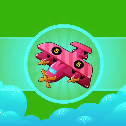 Merge Idle Planes - Best Plane Puzzle Games