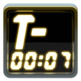 T minus Countdown Widget