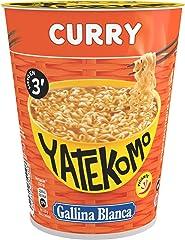 Gallina Blanca Yatekomo Curry Fideos Orientales, 61g