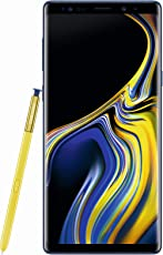 Samsung Galaxy Note 9 (128GB, Dual Sim, Ocean Blue) - Deutsche Version