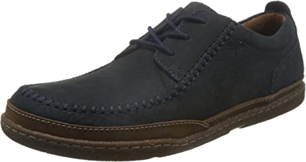Clarks Men's Trapell Apron Boat Shoes