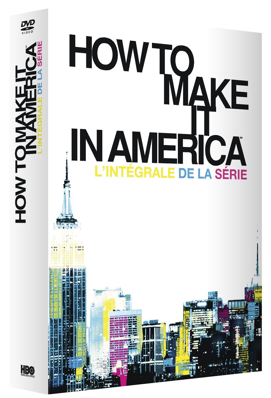 Coffret intégrale how to make it in america, saisons 1 et 2 [Edizione: Francia]
