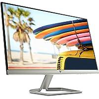"""HP 24FW Monitor, Schermo IPS Full HD, 23.8"""", 1920 x 1080, Micro-Edge, Tecnologia AMD FreeSync, Modalità Low Blue Light, Antiriflesso, Tempo di Risposta 5 ms, Comandi su Schermo, Reclinabile, Nero"""