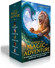 Stories of Magic and Adventure: The Arabian Nights; The Children of Odin; The Children's Homer; The Golden Fleece; The Island