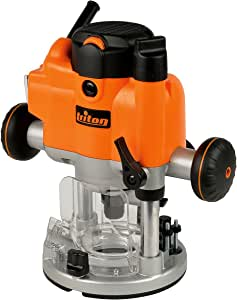 Triton 925837/JOF001 Défonceuse plongeante Compact Precision 1010 W