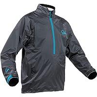 Palm Kayak or Kayaking - Mens Tempo Kayak Coat Jacket - Jey Grey - Lightweight - Packable and light XP 2.5-layer fabric