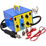 Ekavir New 3 in 1 Quick 900 SMD Rework Station & 12W Micro Soldering irons With 5v Dc Out Put