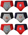 BODYCARE Mickey Printed Boys Brief Pack of 6 from