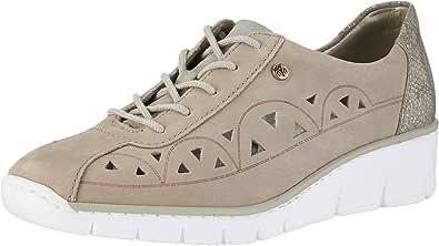 Rieker Damen 53707 Oxford: : Schuhe & Handtaschen