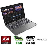 """LENOVO Notebook Essential V145-15AST Monitor 15.6"""" HD AMD A4-9125 Ram 4GB SSD 256GB 2xUSB 3.0 Free Dos"""