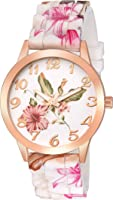 Kitcone Analog Multi-Colour Dial Women's Watch - Pnk Floral