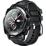 CUBOT C3 Smartwatch, 1.3 Pollici Full Touch Activity Tracker Fitness Tracker, Orologio da polso business, 5ATM Impermeabile P