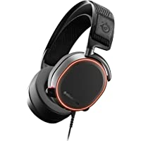 SteelSeries Arctis Pro - Gaming Headset - Hi-Res Speaker Drivers - DTS Headphone:X v2.0 Surround