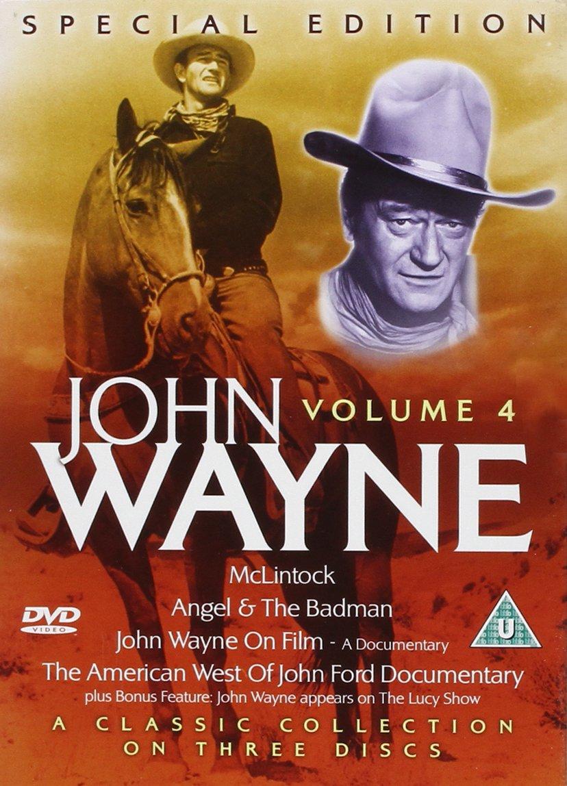 John Wayne Collection: v. 4