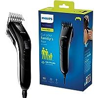 Philips QC5115/15 Haarschneider mit 11 präzisen Längeneinstellungen von 0.5mm bis 21mm, selbstschärfende Stahlklingen…
