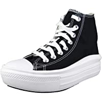 Converse CTAS Platform Move Chaussures DE Sport pour Femme Noire 568497C