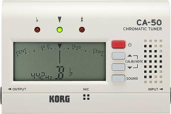 KORG CA50Chromatisches Stimmgerät