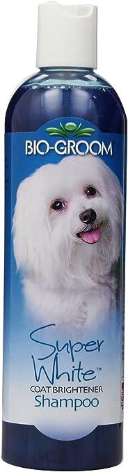Bio-Groom Super White Dog Shampoo, 355 ml
