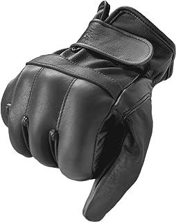 fingerlos und aus echtem Leder Damen normani® Lederhandschuhe