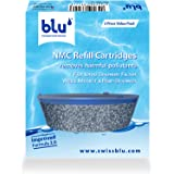 Blu NMC Refill Cartridges (For ISF Wallmount/Raishower) (3 pieces)