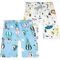 FLYISH DIRECT 2 Packs bébé Couche Jupe Couche Pantalon Pantalon d'entraînement pour l'apprentissage de la propreté des…