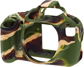 EasyCover Canon 1200D/T5 Camera Case (Camouflage)