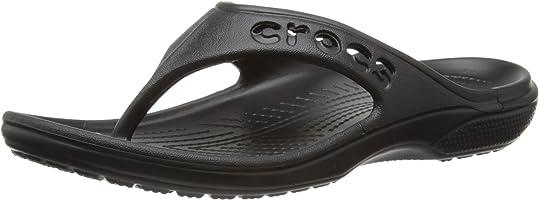 crocs Unisex-Erwachsene Baya Flip Zehentrenner