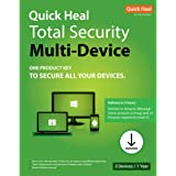Quick Heal Total Security Multi Device 1 Year 3 Devices (Email Delivery in 2 Hours - No CD)
