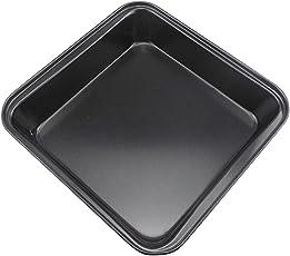 Pindia Non-Stick Square Premium Cake Mould Baking Pan Baking Cake Mould Cake Pan Mould Kitchen & Home Bakeware