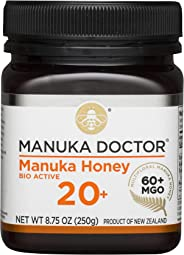Manuka Doctor, 20 Bio Active Manuka Honey, 8.75 Oz (250 G)