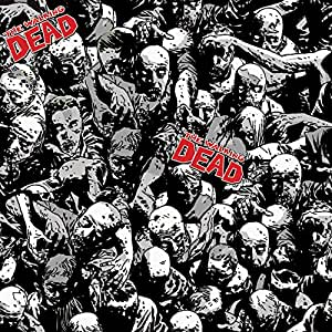 """Skybound-The Walking Dead 43/44"""" Wide 100% Cotton D/R-Zombies"""