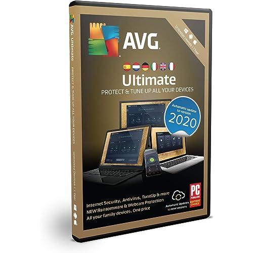 AVG Ultimate 2020 | Senza limiti | 1 anno