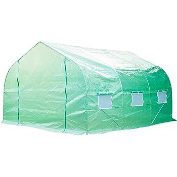 VAIIGO Gazon synth/étique Artificiel Set de 6 Dalles Carreaux 30 x 30 cm /épaisseur Confort 2,5 cm /à embo/îter Vert