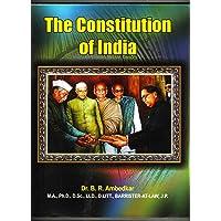 The Constitution of India - Actual Original Book