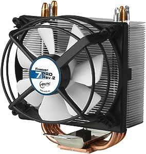 ARCTIC Freezer 7 Pro Rev.2 – Silencieux CPU 150 watt Refroidisseur pour sockets d'AMD FM2 / FM1 / AM3+ / AM3 / AM2+ / AM2 - pales PWM de 92 mm