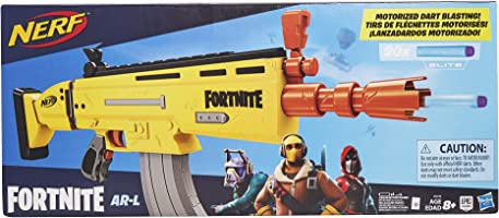 Nerf- Fortnite AR L, Multicolor (Hasbro E6158EU4)