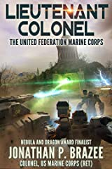 Lieutenant Colonel (The United Federation Marine Corps Book 6) Kindle Edition