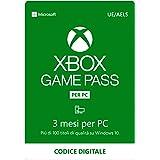 Abbonamento Xbox Game Pass per PC | 3 Mesi | Windows 10 - Download Code