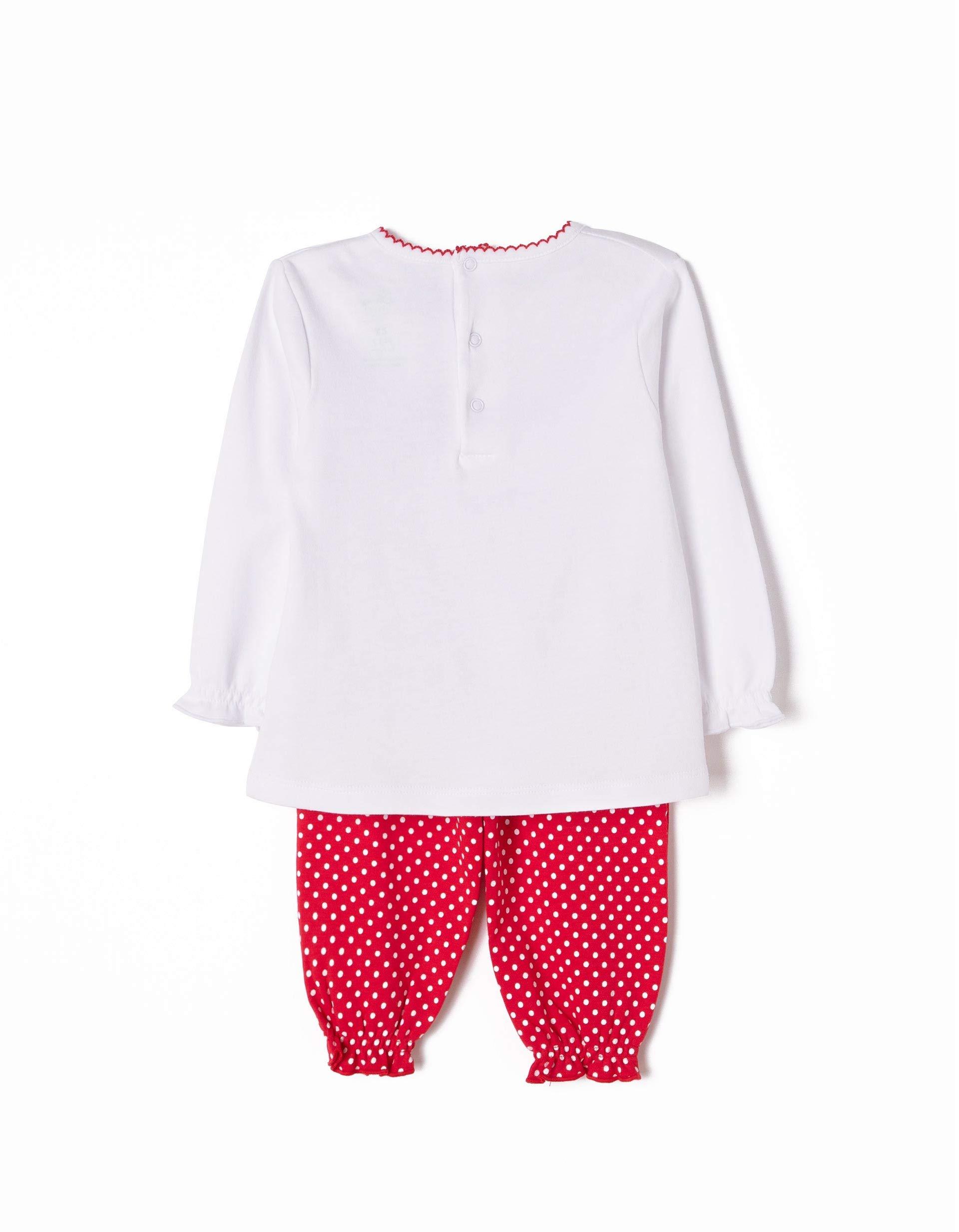 ZIPPY Minnie Conjuntos de Pijama para Bebés 2