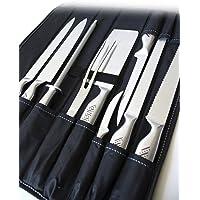 Pradel Excellence - I7100 - Sacoche de Couteaux Cuisinier 9 Pièces