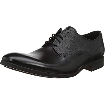 947e364bc1d Clarks Gilmore Monk Leather Shoes in Black Standard Fit Size 6 ...