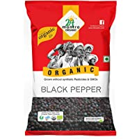 24 Mantra Organic Black Pepper Whole, 100g