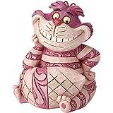 """Disney Traditions, Figura del Gato de Cheshire de """"Alicia en el País de las Maravillas"""", para coleccionar , Enesco"""