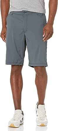 Lee Uniforms Men's Mission Flat Front Short Casual