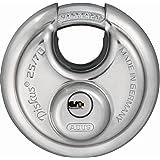 ABUS Diskus® hangslot 25/70 met 360° bescherming rondom - incl. 5 sleutels - met nauwkeurig draaisleutelsysteem - 32279 - niv