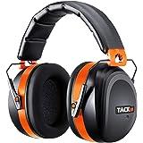 Protección Auditiva,TACKLIFE HNRE1 Orejeras Protectores SNR 34dB,Plegables Defensores del Oído con Tecnología de Cancelación