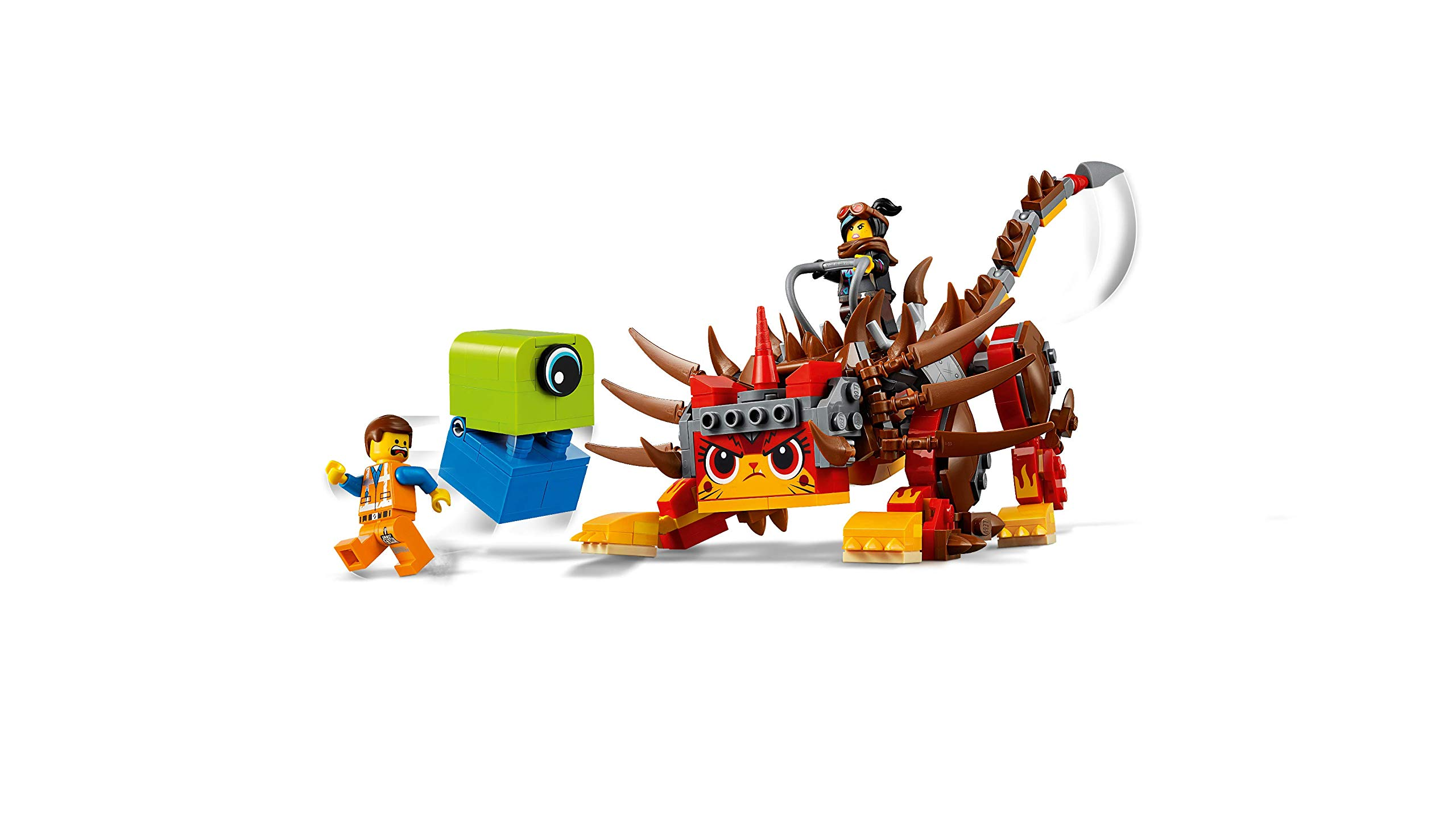 LEGO Movie 2 - Ultrakatty e Lucy guerriera!, 70827 4 spesavip