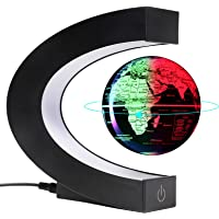 Schwebender globus 3〃 lampe,weltkarte beleuchtet,globus beleuchtet und Antigravitation, coole gadgets,coole sachen für…
