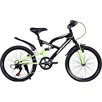 Hero Flake 20T 6 Speed Cycle (Ideal For :7 to 9 Years )