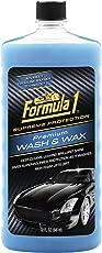 Formula 1 517377 Premium Wash and Wax (946 ml)